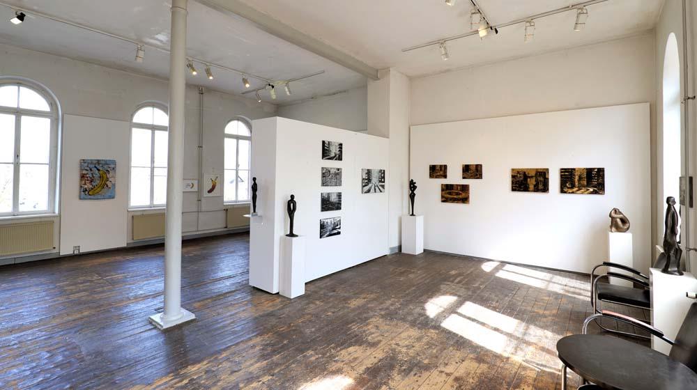 INCONTRO – 30 Jahre Begegnung mit Kunst – Virtueller Galerie-Rundgang