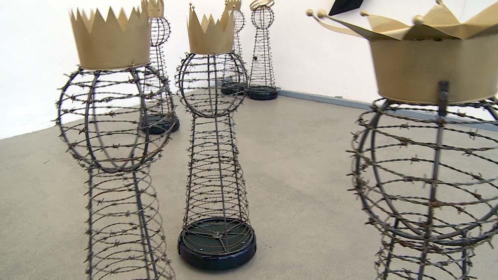 Tiefpunkt – Christoph Steeger – Ausstellung im Pumpwerk Siegburg