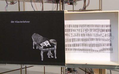 Der Klavierlehrer – Installation von Julja Schneider und Gerhard Kern zum Beethovenjahr