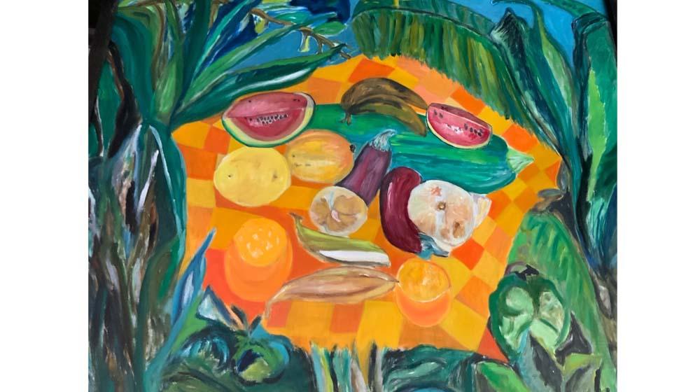 Hendrina Krawinkel – Wilderness – Virtuelle Galerie