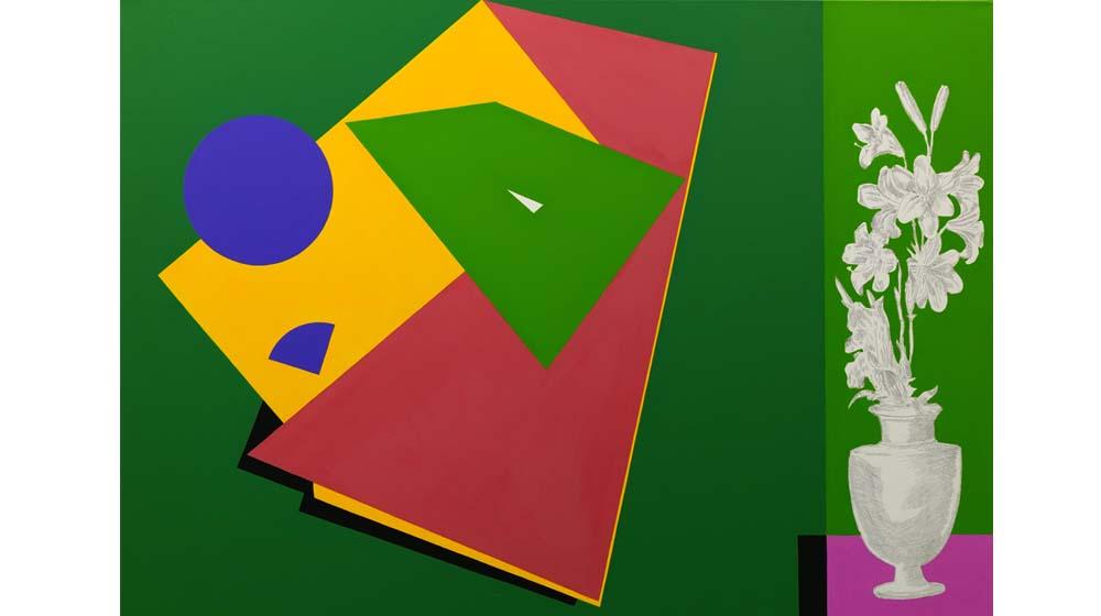 Kazem Heydari – Retrospektive – Kunsthaus Troisdorf