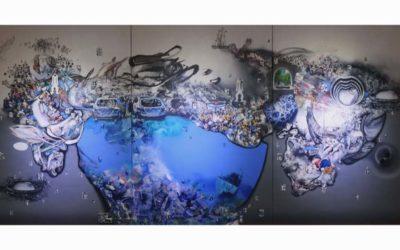 Zhong Biao – REVELATION – Ausstellung im Kunstraum Villa Friede, Bonn