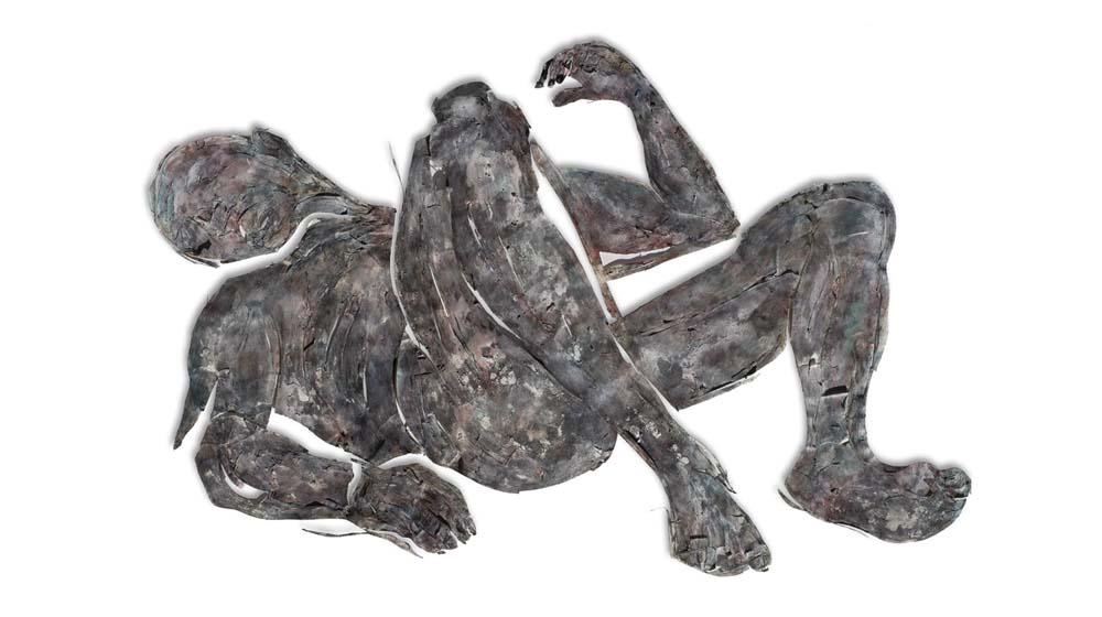 GOSIA RICHTER – PAPIERARBEITEN – Virtuelle-3D-Galerie