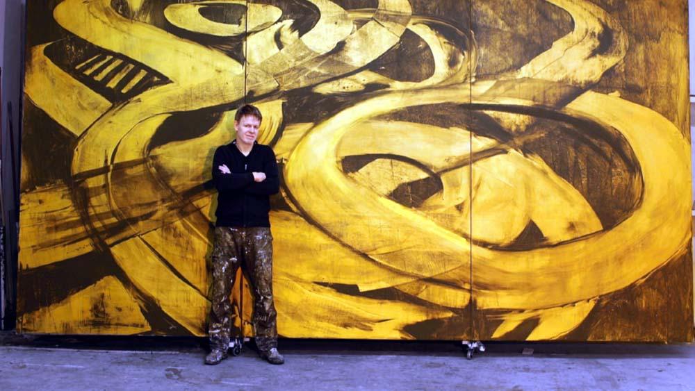 Die Galeristin Carmen Vetere stellt vor: Ronald Franke
