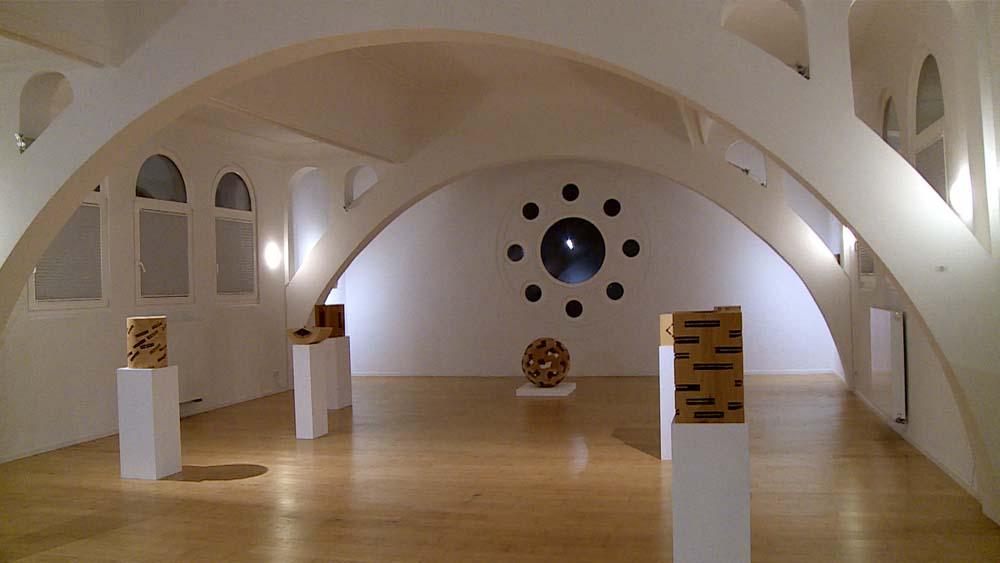 Kunstraum Villa Friede, Bonn: Dirk Salz / Eberhard Ross / Stephan S. Wurmer