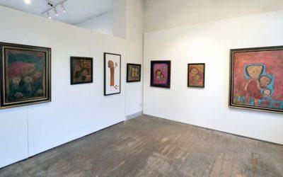 Die Galeristin Carmen Vetere stellt vor: Giovanni Vetere