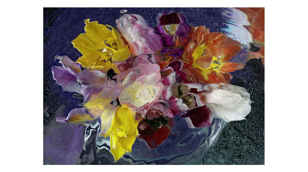 """Anna Halm Schudel """"Blossom"""" – Ausstellung der """"in focus Galerie"""", Köln"""