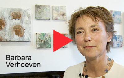 Barbara Verhoeven – Paradiese auf Stoff und Tuch