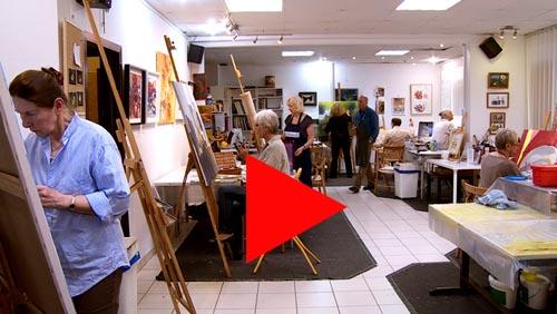 Kunstraum85 – Eine Kunstschule stellt sich vor