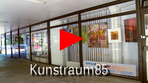 Kunstraum85 – Kunstschule – Trailer
