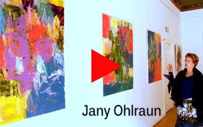 Jany Ohlraun – Farberzählungen