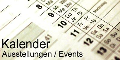 Talking Art – In eigener Sache – Änderungen im Talking Art Kalender