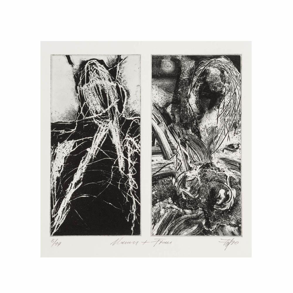 Walter Dohmen – Arbeiten auf Papier aus 5 Jahrhunderten