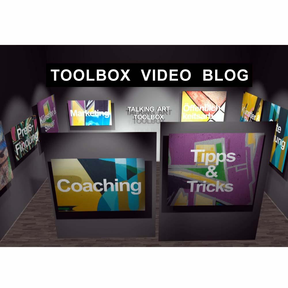 """Toolbox Video: """"Genie, Künstlerkult, Mythos"""""""