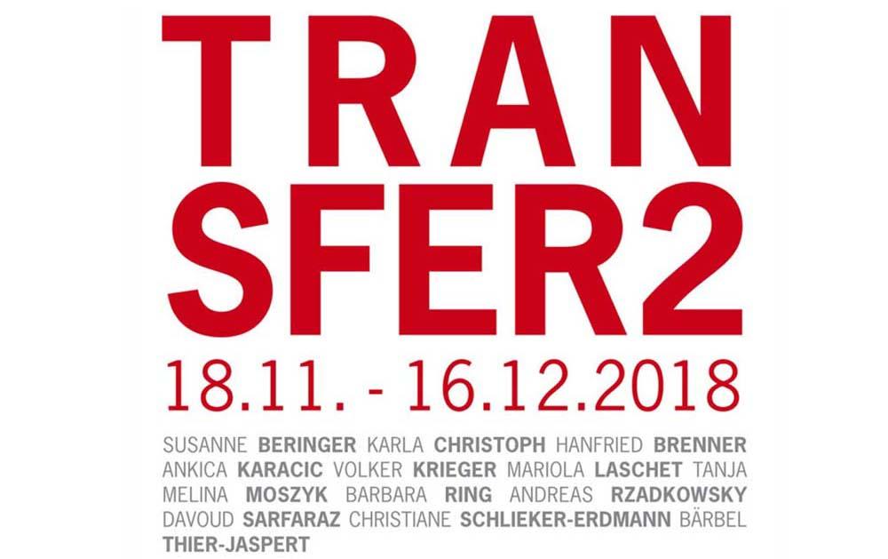 TRANSFER 2 – Ausstellung Kunsthaus Troisdorf