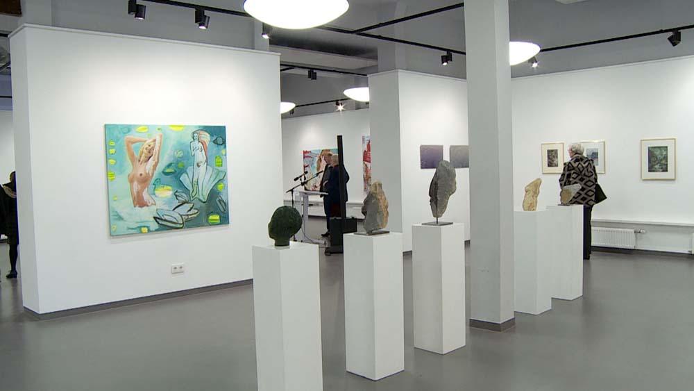 TRANSFER 3 – Videobericht zur Vernissage – Kunsthaus Troisdorf