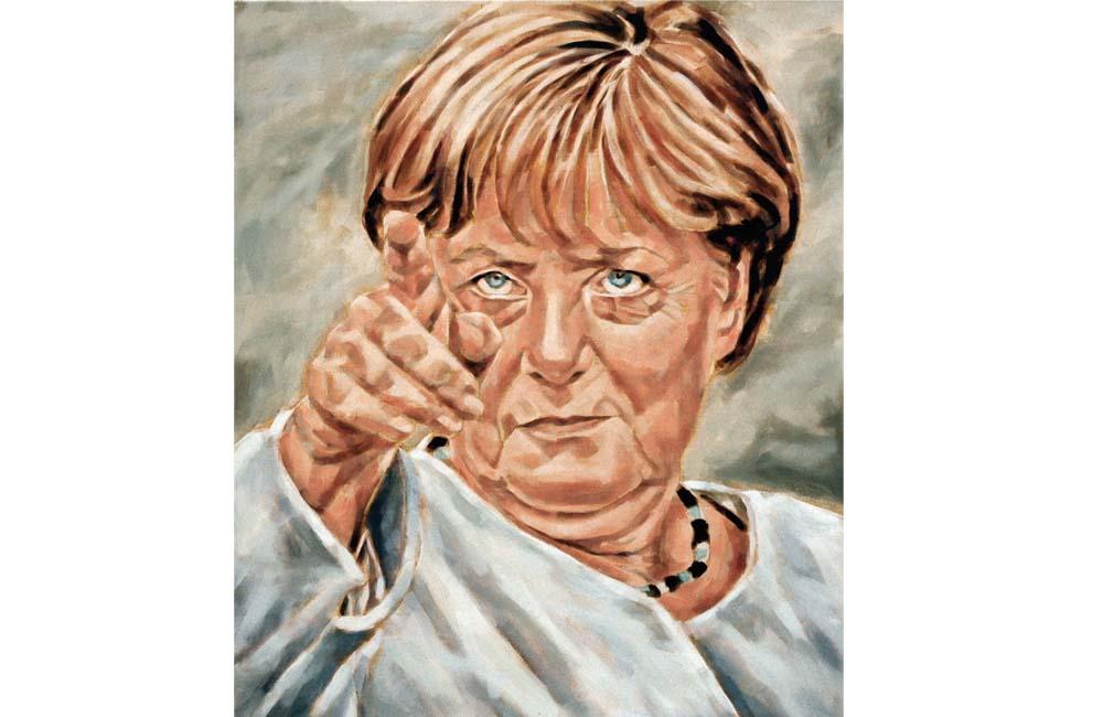 Gaby Kutz – ars politica – Ausstellung im Stadtmuseum Siegburg