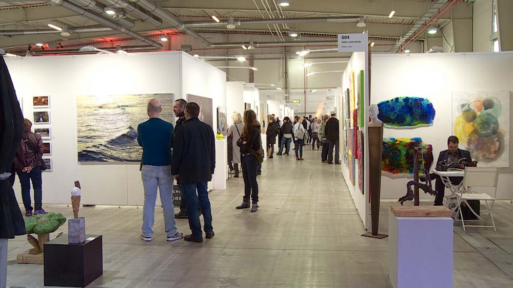 Discovery Art Fair Cologne 2019