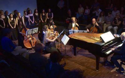 Kunst trifft auf Klassische Musik – Ausstellung mit Hasan Deveci im Alten Pfandhaus