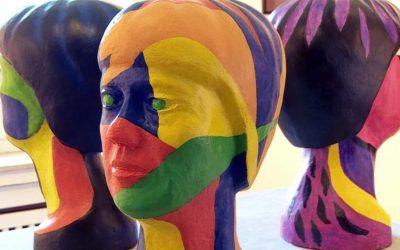 Gisela Thielmann – Magie der Begegnung – Ausstellung im Schwingeler Hof, Wesseling