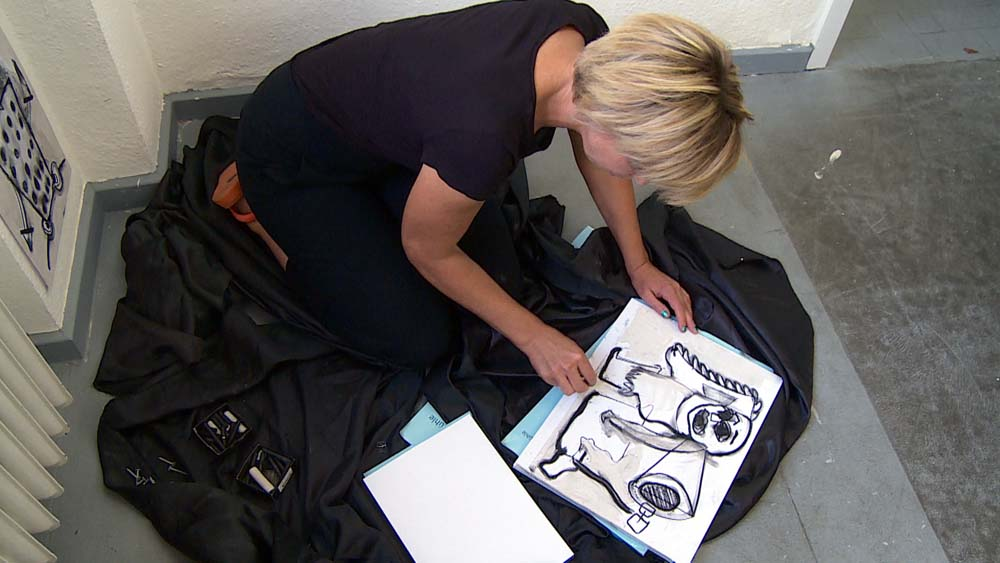 SPRICH MIT MIR – Dialogische Performance – Stefanie Manhillen / Thomas Rohde