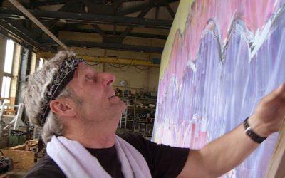 H.O.Schmidt: Kathedrale des Lichts – Das weltweit größte Action-Painting?