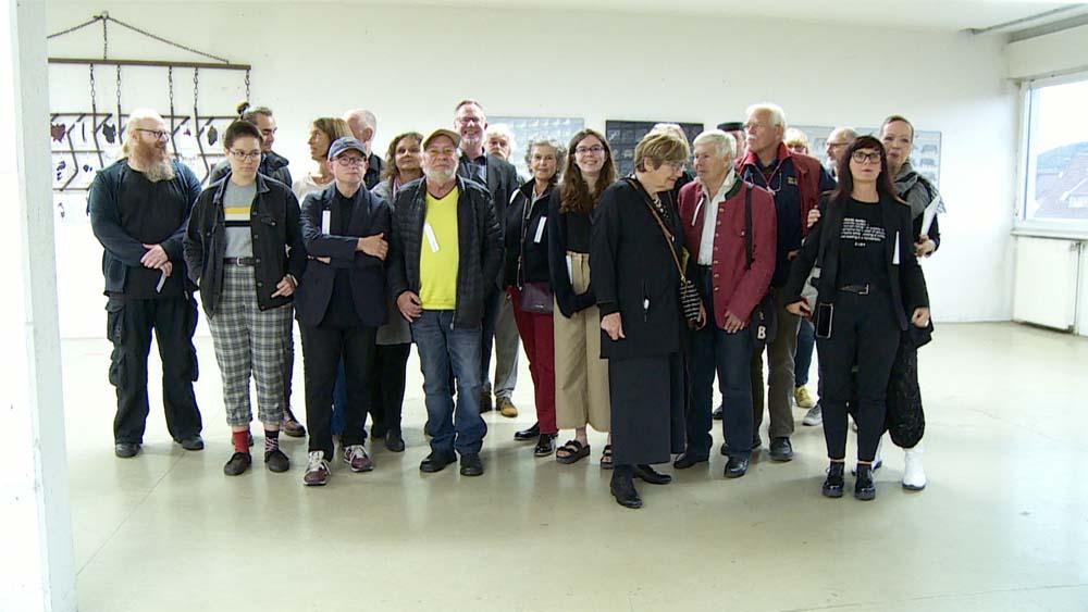 Zeitgleich – Zeitzeichen 2019 – Ausstellung des BBK Bonn Rhein-Sieg und AHRTkomm