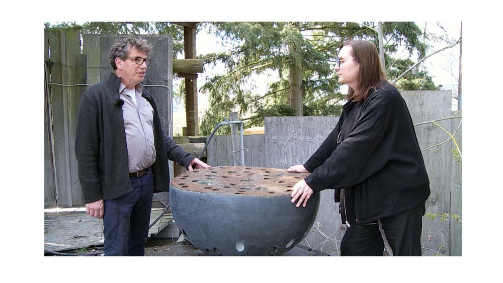 Die Galeristin Carmen Vetere stellt vor: Das Bildhauerpaar Kubach & Kropp
