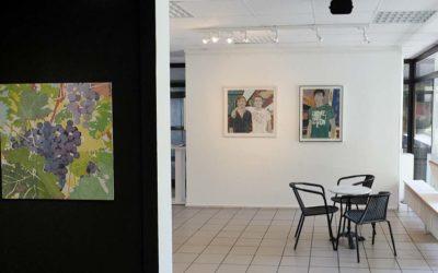 Kois und die Kunst der Collage – Ausstellung im Glaskarree Bad Godesberg