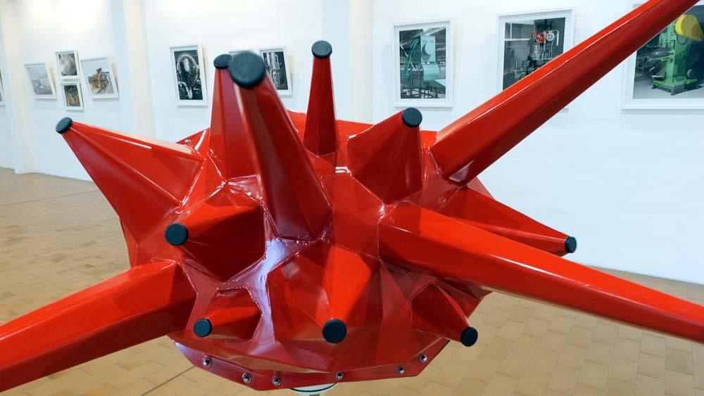 Die Zukunft war gestern – Ausstellung des Kunstvereins Wesseling im Schwingeler Hof