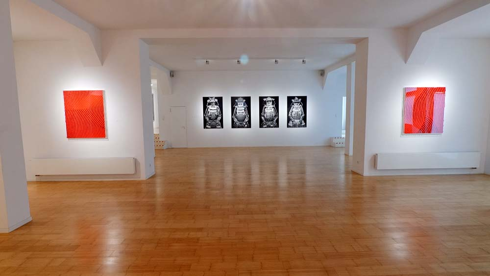 Fährenkemper / Nam / Mehler – Ausstellung im Kunstraum Villa Friede