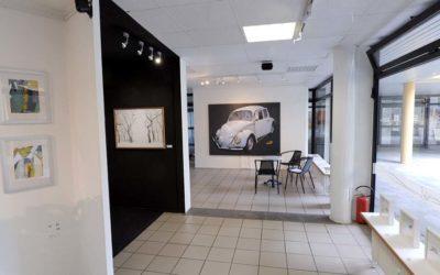 Gruppe Papier IG´21 – Kunst mit Papier – Ausstellung im Glaskarree Bad Godesberg