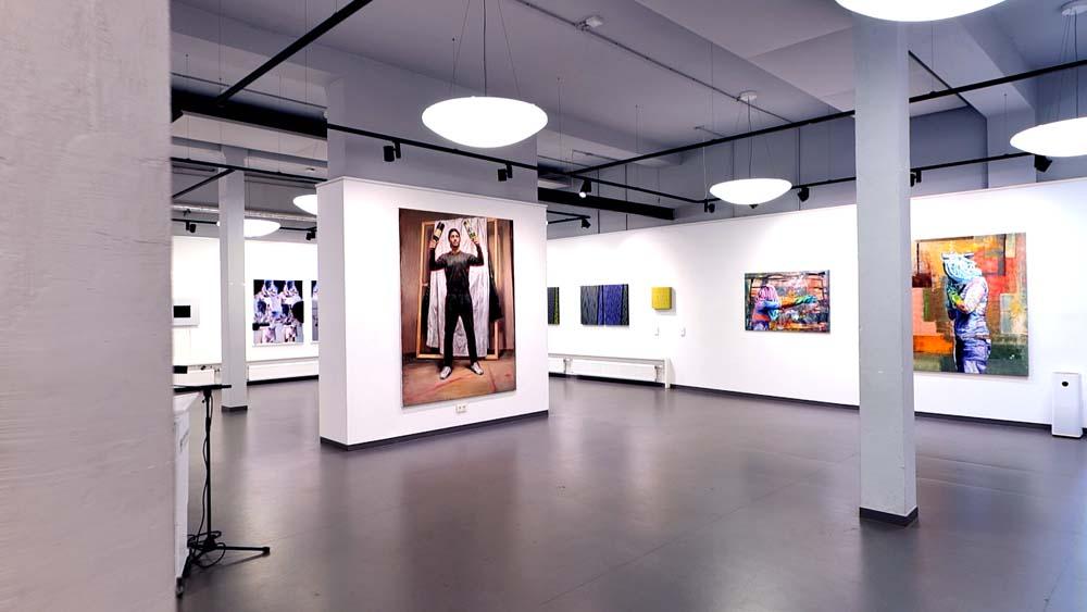 PANDEMIC FLOWERS – Ausstellung der Atelierkünstler*innen im Kunsthaus Troisdorf