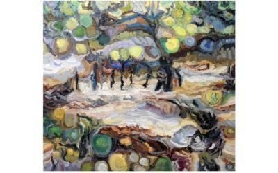 Die Galeristin Carmen Vetere stellt vor: Axel Schenk – Künstlerporträt
